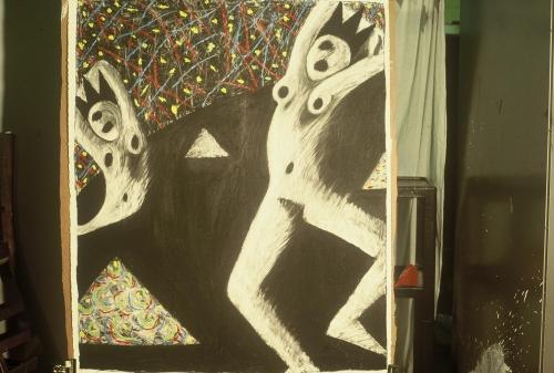 Dante Series #1, Rena Church, 1980-83
