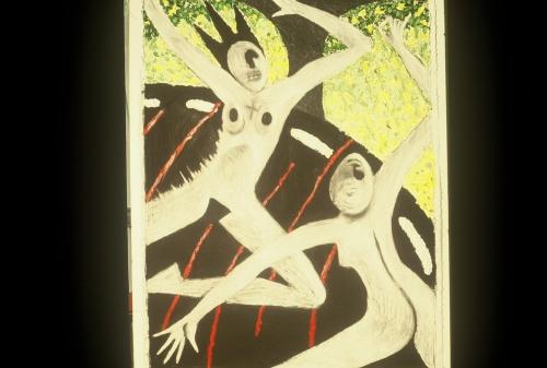 Dante Series, Rena Church 1980-83